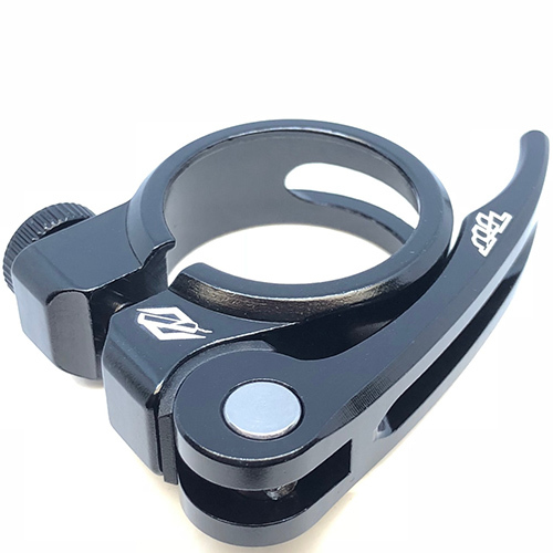 Insight BMX Quick Release Seat Clamp 31.8mm Silver