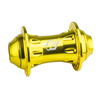TNT Front 20mm Through Hub 36H (Gold Ano)