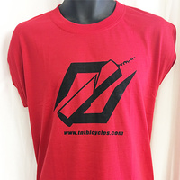 TNT Logo Tee Red (Small)