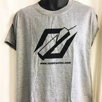 TNT Logo Tee Grey (Large)