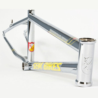 "S&M Speedwagon Frame 20.75""TT (Chrome)"