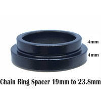 Sprocket Stepped Top Hat Washer 19m-23.8mm wide steel (each)