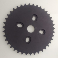 Tuf-Neck Industrial Chainring 39T 3/16""