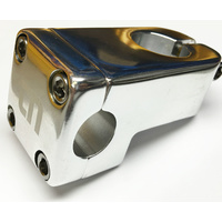 Tuf-Neck Front Loader Head Stem Silver