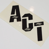 Dirt Design Black Letter (ACT)