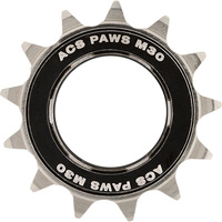 "ACS 15T Paws M30 3/32"" Chromo (Nickel/Black)"