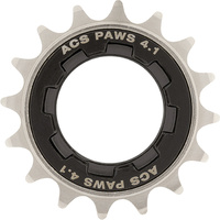 "ACS 16T Paws 4.1 3/32"" Chromo (Nickel/Black)"