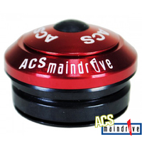 "ACS Maindrive 1"" Intergrated Headset (Red)"