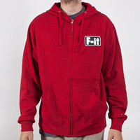 FIT Bike F-IT Hoodie Red (Large)