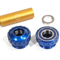 PROFILE B/B Outboard Kit Suit 19mm (No Axle) Blue