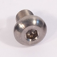PROFILE C/Ring Locator Button Bolt (Titanium)