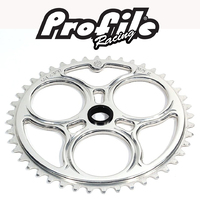 PROFILE Elite Spline-Drive Sprocket 40T (Polished)