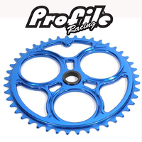 PROFILE Elite Spline-Drive Sprocket 43T (Blue)