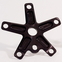 PROFILE Spider BMX 5 Bolt 110pcd (Black)