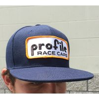PROFILE Truckers Cap Race Cars (Navy)
