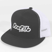 PROFILE Truckers Cap (Charcoal/White)
