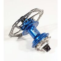 PROFILE Elite Hub Rear 36H (Blue) Disc