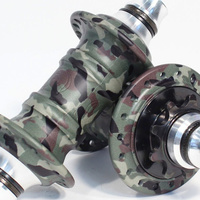 PROFILE Mini Front & Rear Hub Set (LE-Camo)