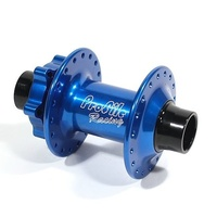 PROFILE MTB Elite Front Hub 32H Disc (Blue)