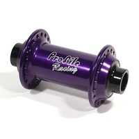 PROFILE MTB Elite Front Hub 36H No-Disc (Purple)