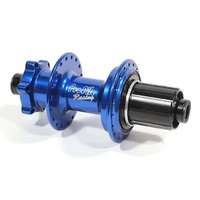 PROFILE MTB Elite Rear Hub Multi Speed 36H (Blue) 150-157mm