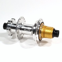 PROFILE MTB Elite Rear Hub Multi Speed 32H (Polished) 150-157mm