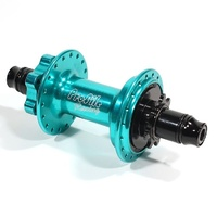 PROFILE MTB Elite Rear Hub 1-Speed 32H (Aqua)