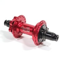 PROFILE MTB Elite Rear Hub 1-Speed 32H (Red)