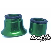 PROFILE MTB Rear Cone Adapter 142mm x 12mm (Green)
