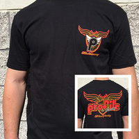 PROFILE 50th Anniversary Tee Black (XX-Large)