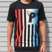 PROFILE New Nation Logo Tee Black (X-Large)