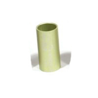 PROFILE 19mm Tube Spacer 68/73mm Mid BB (Lime Green)