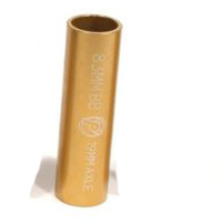 PROFILE 19mm Tube Spacer 83mm Outboard Bearing MTB (Gold)