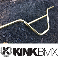 "Race Bar 13-butted 8.25"" high x 28.5"" wide (Gold)"
