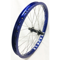 "BMX 20"" Front Wheel Revenge ARC Rim-TN Sealed 10mm Hub (Blue)"
