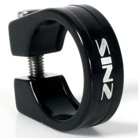 SINZ Seat Post Clamp Pro Lite 31.8mm (Black)