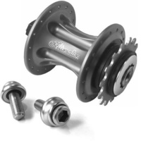 ALIENATION Bullitt Hub Rear 32H 16T Cog (Black)