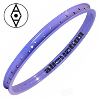 "ALIENATION 7-up Rim 7003E Alloy 20"" 36H (Lavender)"