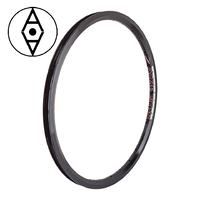 "ALIENATION Ankle Biter Rim 20"" (451x15) 36H (Matt Black)"