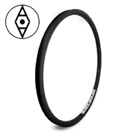 "ALIENATION Ankle Biter Rim 24"" (520x15) 28H (Matt Black)"