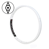 "ALIENATION Black Sheep Rim 20"" 36H White"