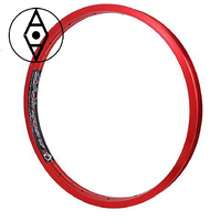 "ALIENATION Delinquent Rim 20"" 36H (Red)"