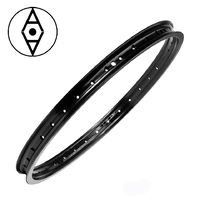 "ALIENATION Felon TCS Rim 20"" 36H (Black)"