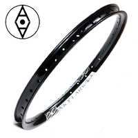 "ALIENATION Skylark Rim 20"" 36H (Matt Black) (*suit Brakeless)"