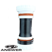 ANSWER B/B With Ceramic Bearings (White)