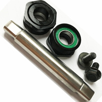 ANSWER Euro 118mm Slider Kit (Inc: Cups Bearings,Bolts & Ti Spindle)