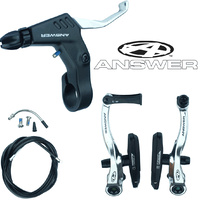 ANSWER Pro Brake Kit (Polished)