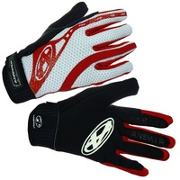 ANSWER Gloves Youth Medium (Red)