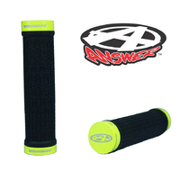ANSWER Mini Lock-On Flangeless Grips (Flo-Yellow)