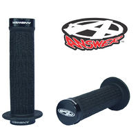 ANSWER Pro Lock-On Flanged Grips (Black)